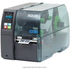 SQUIX 4M printer