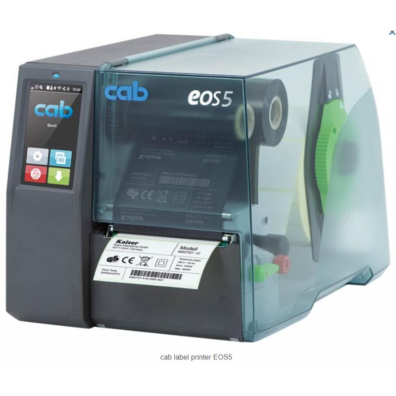 eos5 printer